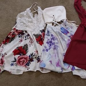 SHEIN Other - Bundle of 8 items! SHEIN Clothing